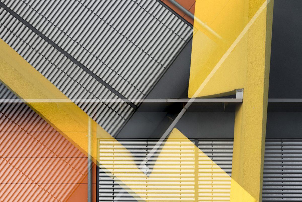 Jan Petersen: Dekonstruierte Geometrie