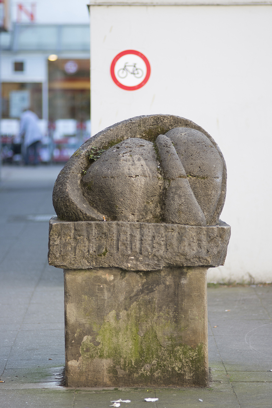 Fotografie des Kunstwerks von Dörte Siemers-Wulff