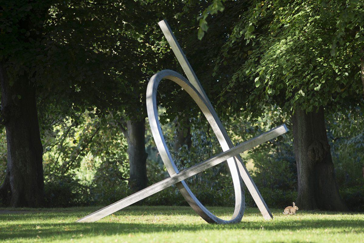 Alf Lechner – Tetraeder-Subtraktion mit Ring