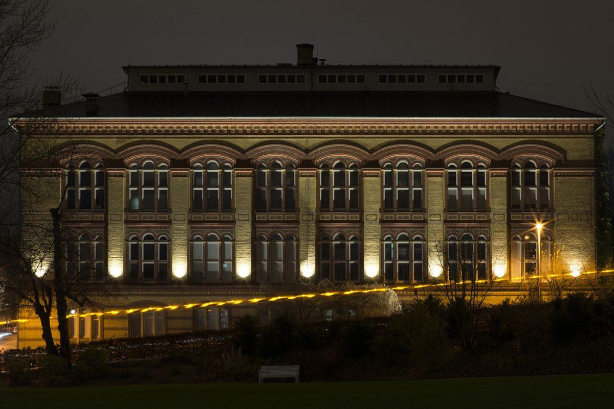 Jan Petersen: Museumsnacht
