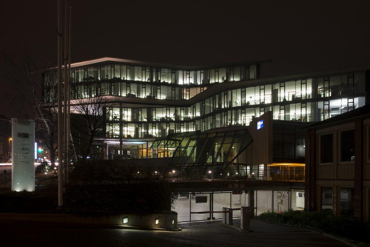 Jan Petersen: Leuchtkasten